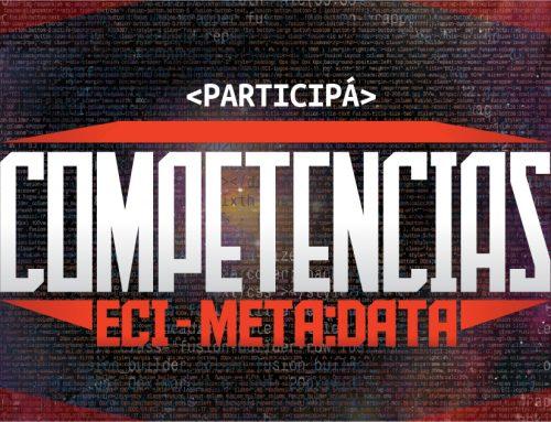 En 2020 continúan las Competencias ECI-META: DATA